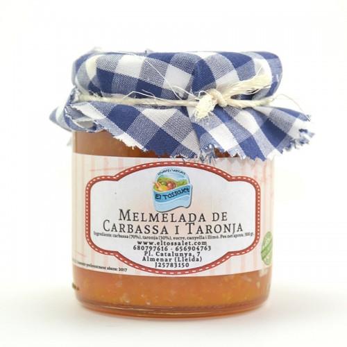 Melmelada de Taronja i Carbassa